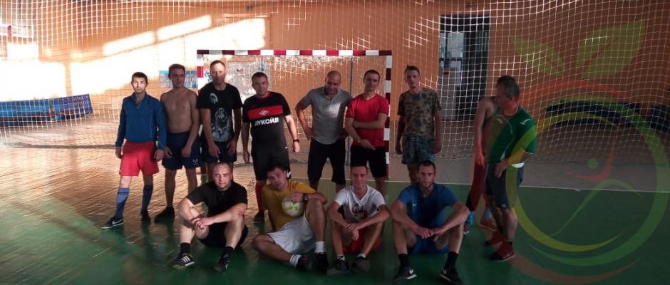 Футбол и лечение наркомании в Крыму